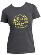 Twin Lakes Ladies T-shirt