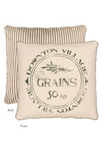 Grains Pillow