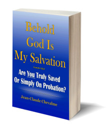 Behold God is My Salvation! (PB)