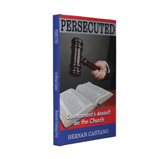 Persecuted: Government's Assault On The Church (PB)