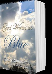 God Writes In Blue (PB)