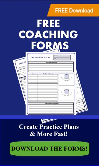 basketball coaching forms offer
