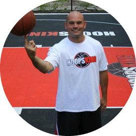 Basketball shooting aids - Chris at Hoops King - CEO