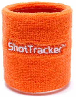ShotTracker Wristband