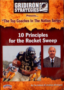 DENNIS DIERICX: 10 PRINCIPLES FOR THE ROCKET SWEEP by Dennis Diericx Instructional Basketball Coaching Video