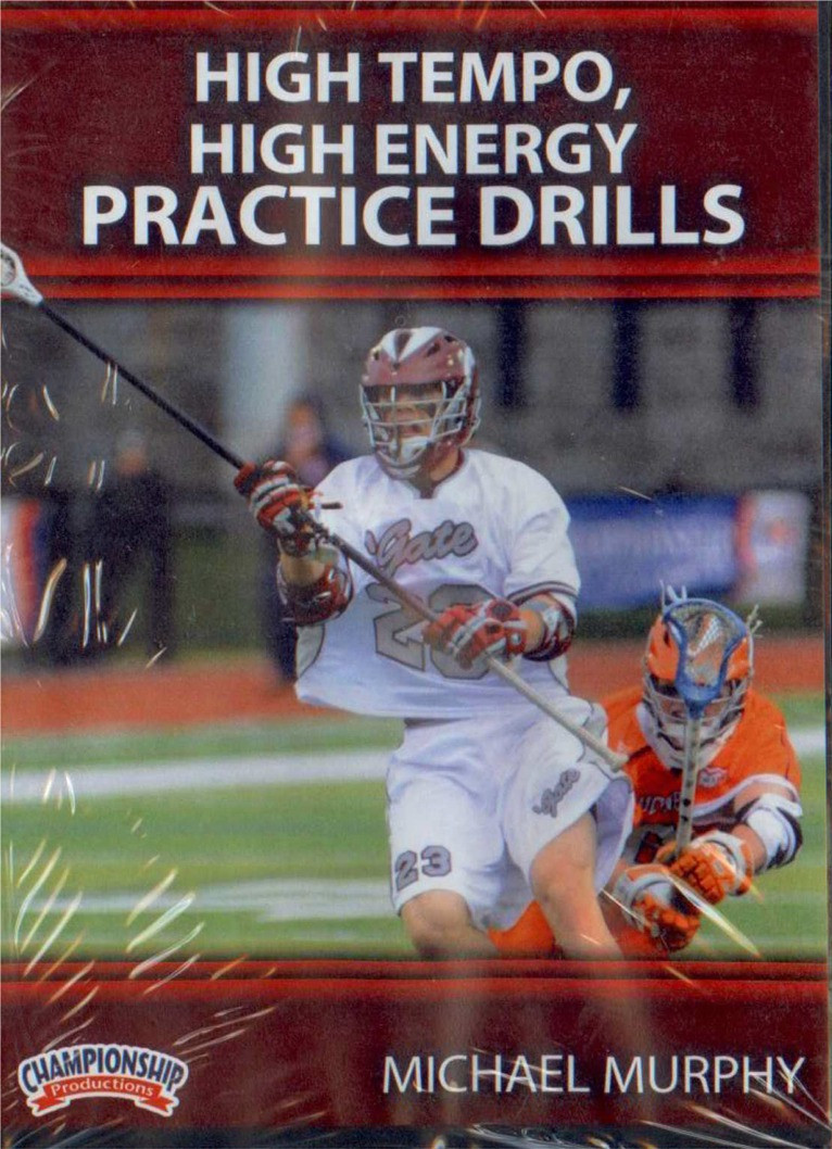 High Tempo High Energy Practice Drills By Mike Murphy