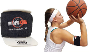 Bulls Eye Basketball Shooting Training Aid