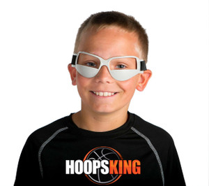 The HoopsKing Basketball Dribble Goggles are one size fits all.