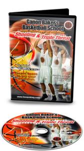 Ganon Baker Shooting & Triple Threat video