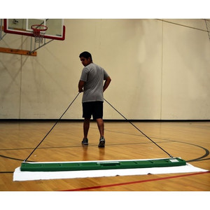 6' Court Clean Gym Floor Cleaner