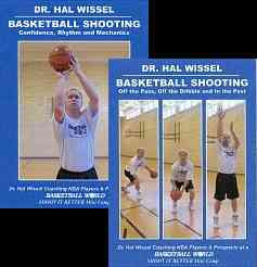 Hal Wissel's Basketball Shooting Two DVD Set