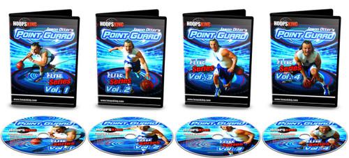 Jason Otter Point Guard Elite Basketball Training Videos
