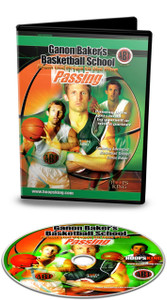 Ganon Baker Passing Drills Video DVD