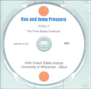 Eddie Andrist Run & Jump Press Vol. 2