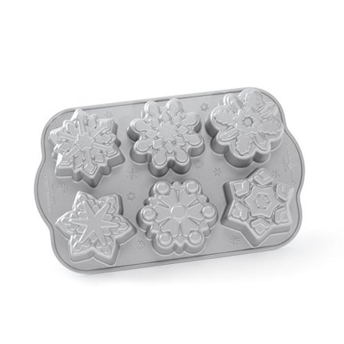 Frozen Snowflake Cakelet Plan