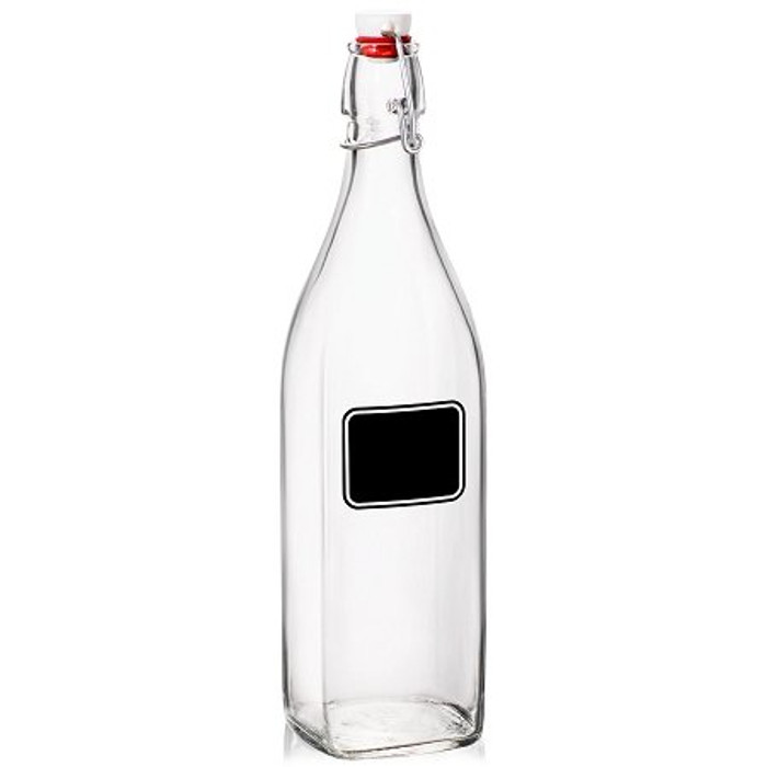 Swing Bottle with Chalkboard - 1L (33.75 oz)