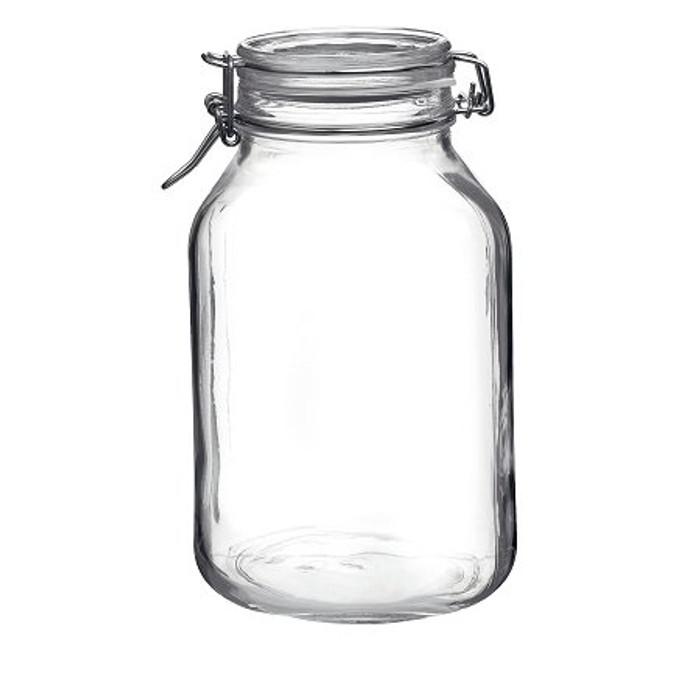 Fido Jar - 3L (101.5 oz) - Clear