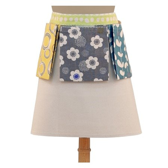 ASD Adult Half Apron with Pockets