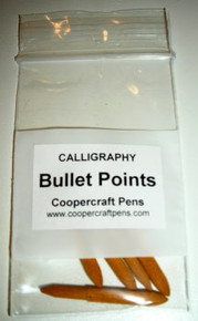 Replacement Points (Bullet)