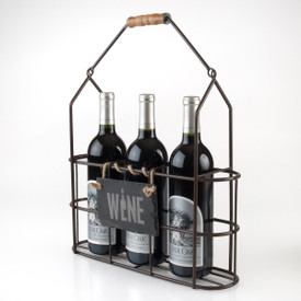 Vintage Bottle Carrier