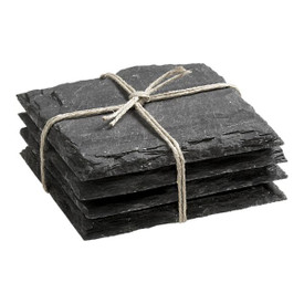 Custom Slate Coasters (set of 4)