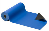 "Royal Blue 24"" x 72"" ACL Staticide, 5912472, Gemini Dual-layer Static Dissipative Material"