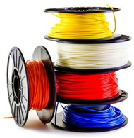 MG Chemicals, ABS30TL25, ABS, 3.0 mm, 0.25 KG SPOOL - PREMIUM 3D FILAMENT - TRANSLUCENT