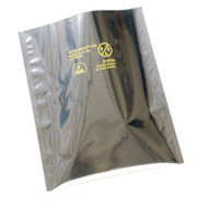 "ESD STATIC BAG MOISTURE BARRIER 15"" X 18"" 100/PACK"