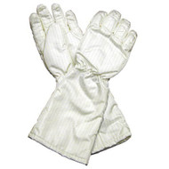 "Static Safe Hot Gloves 16"" Medium"