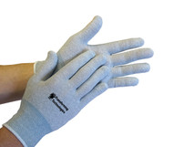 ESD Inspection Gloves, Plain, Medium