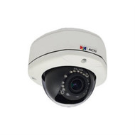 Acti 1MP Bullet Camera w D N, IR, Basic WDR & Fixed Lens
