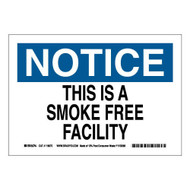 116075 Eco-Friendly Notice Sign