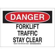 129527 Traffic Control Sign