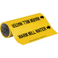 15574 Roll Form Pipe Markers