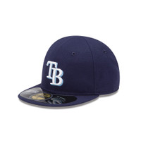 Infant Tampa Bay Rays My First Authentic Collection Cap