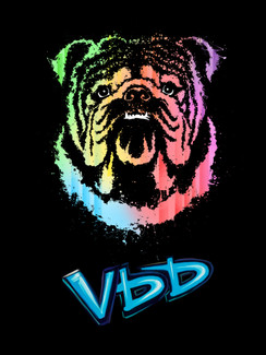 VDD Exclusive Rainbow Bulldog -VDD