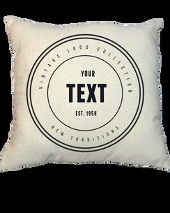 Pillow - Stamp 1001