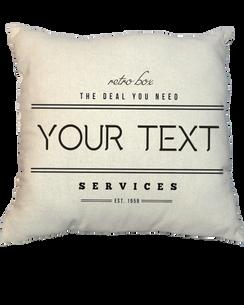 Pillow - Stamp 1003