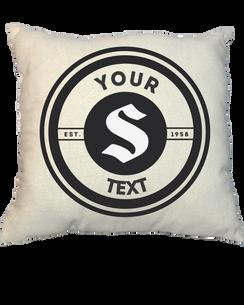 Pillow - Stamp 1006