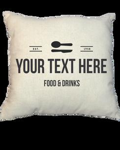 Pillow - Stamp 1008