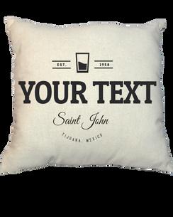 Pillow - Stamp 1009