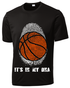 It's In My DNA Basketball