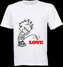 Love No Love Cartoon
