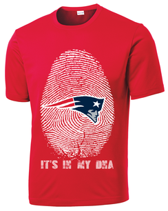 It's In My DNA Patriots