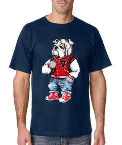 Varsity Jacket Diesel T-Shirt