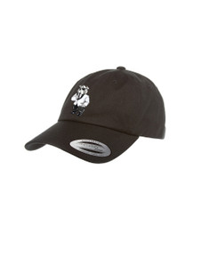 Black & White Suit Diesel Cap