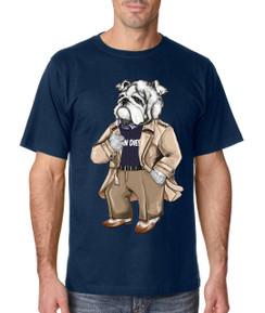 Diesel Life Casual Bulldog Mens T-Shirt