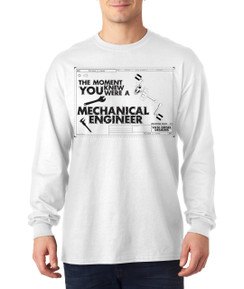 Mechanical Engineer Bike Pedal Tech  Tshirt Unisex