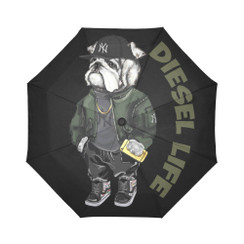 Sun Umbrella Yankee Bulldog Diesel Life Umbrella Rain Accessories Bulldog
