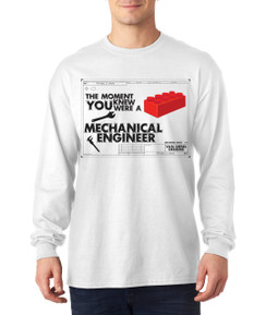 Mechanical Engineer Lego Tech  Tshirt Unisex